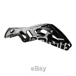 100% Original Bont 2PF CXXV Speed Inline Skate Frames For 3125mm Skating Wheel