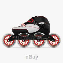 100% Original Bont Enduro 3PT Speed Inline Skates Heatmoldable Carbon Fiber