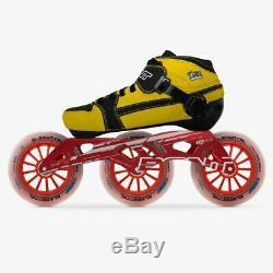 100% Original Bont Pursuit Speed Inline Skates Size 29-40 Heatmoldable Carbon