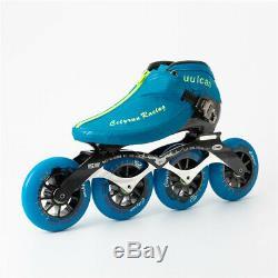 2019 Cityrun Speed Skate Inline Skates 4 x 90 100 110mm Carbon Fiber