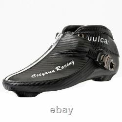2019 Cityrun Up Boots for Speed Inline Skates Carb Fiber Upper Shoes