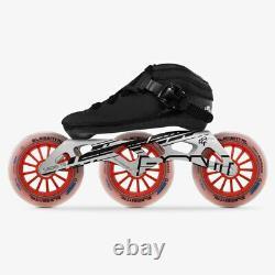 2019 Original Bont Luna Speed Inline Skates Heatmoldable CarbonFiber Boot
