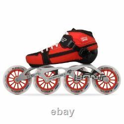 2019 Original Bont Pursuit Speed Inline Skates Heatmoldable Carbon Fiber Boot