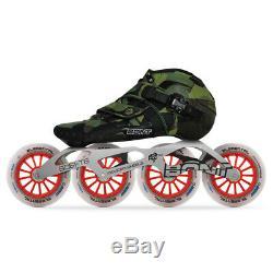 2019 Original Bont Z 2PT Speed Inline Skates Heatmoldable CarbonFiber Boot