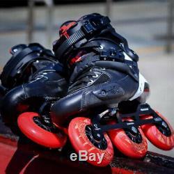 2019 Original Powerslide TAU TRINITY 390mm Carbon Fiber Speed Inline Skates