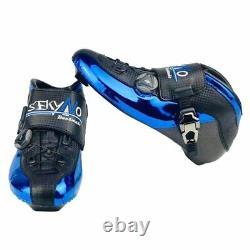 2019 Self-locking Speed Inline Skates Boot EUR Size 29-45 Carbon Fiber