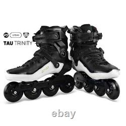2020 Original Powerslide TAU TRINITY 480mm Carbon Fiber Speed Inline Skates