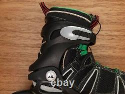 $400 K2 MACH 90 VO2 Mens 7.5 EUR 40 Rollerblades Inline Roller Speed Skates