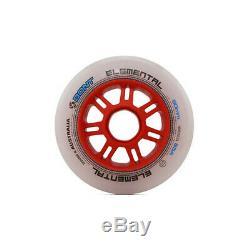 8pcs 100% Original Bont Inline Speed Skates Wheel 90mm 100mm 110mm 85 A