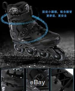 Adults Inline Speed Skate Shoes Hockey Roller Skates Sneakers Rollers Big Sizes