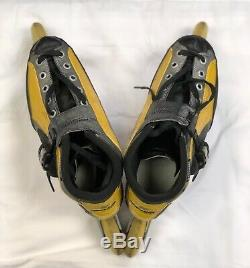 Boen Ultralight C6 Powerslide Size 11 Inline Speed Skates