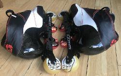 Bont Enduro 6061 Inline Speed Skates Size 45 (US 10.5) 100mm Wheels (SEE PHOTOS)