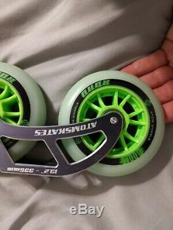 Bont Pursuit Inline Speed Skates size 7.5
