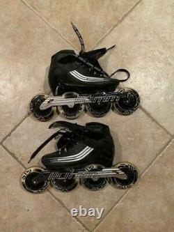Bont Semi Race Inline Speed Skate Size EU 39 US 7 Wheels 84a 110mm