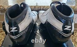 Bont Z 2PT 195mm Inline Speed Skate Boot Carbon Fiber