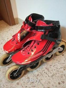 Bont speed skates inline skates 47