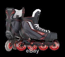 CCM Jetspeed 270 Senior Inline Hockey Skates Inhaler Roller Hockey