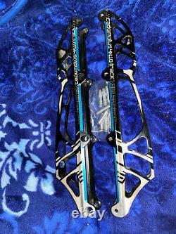 Cadomotus 4x110 Track Frames (Inline Speed Skate frames)