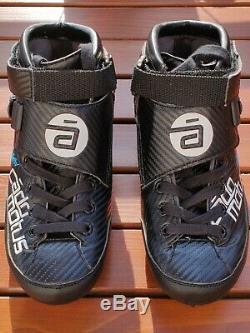 Cadomotus Rookie NS2 Inline Speed Skate Boot EU42 UK8