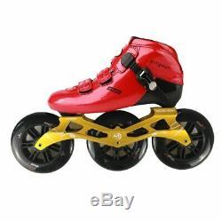 Cityrun Professional Speed Inline Skates Roller for Kids Adult Men Carbon Fiber