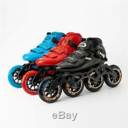 Cityrun Speed Inline Skates EUR size 30-44 Carbon Fiber Professional