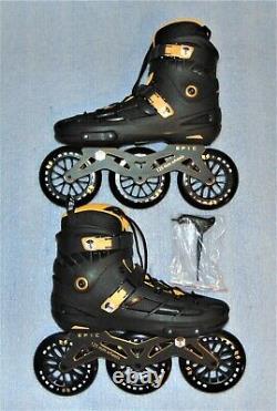 Epic engage II 3-Wheel Inline Speed Skates Size 13
