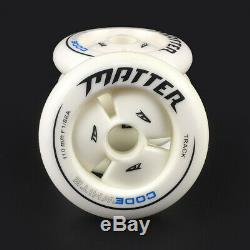 F1 Matter 110m Rollers for Marathon Speed Inline Skates Wheel 8 or 6 Pcs/Lot