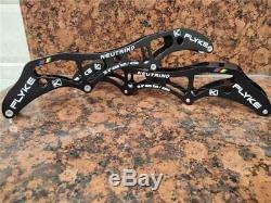 FLYKE NEUTRINO Speed Inline Skate Frames 3100/110/125mm wheels 490/100/110mm
