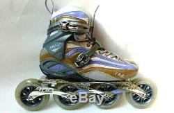 Fila FM 100 Lady Speedskate Damen Fitness Inline Skates 9025 Gr. 40