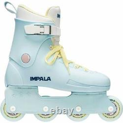 Impala Lightspeed Inline Skates Sky Blue / Yellow