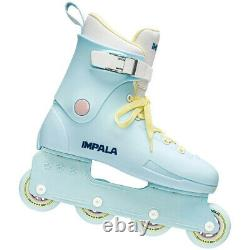 Impala Lightspeed Light Speed Inline Skates in-Line Pastel