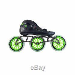 Inline Competitive Speed Skates Luigino Challenge Pro Package 125mm Wheels
