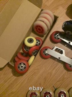 Inline Speed Skate Lot