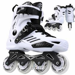 Inline Speed Skates Shoes Hockey Roller Skates Sneakers Rollers for Women Men