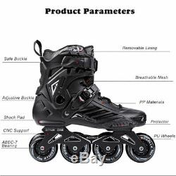 Inline Speed Skates Shoes Roller Skates Sneakers Rollers Women Men Roller Skates