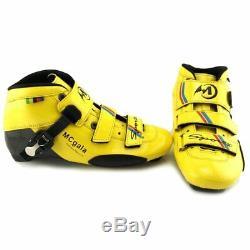 JAPY Glass Fiber Professional Speed Inline Skates Women Men 3125MM