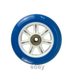 JEERKOOL Roller Skate 84A inline Speed Skates Wheel 110mm for STS for