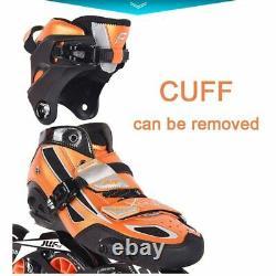 JK Original JU-F Multi-function Speed Inline Skates Slalom Sliding Roller