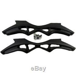 Japy Skate Carbon Fiber Speed Inline Skates Frames 195mm Distance 4110mm