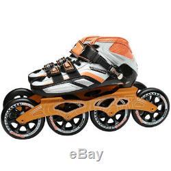 Japy Skate Original Cougar SR7 Inline Skates Speed Carbon Fiber Adult Child Kid