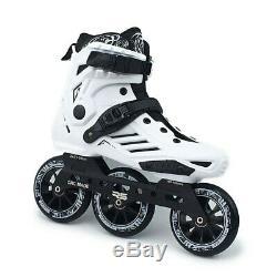 Japy Skates Roselle RS6 Inline Skates 72-76-80mm or 3110mm Slalom Speed Inline