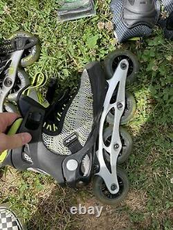 K2 MACH 90 VO2 7.5 Rollerblades Inline Roller Speed Skates