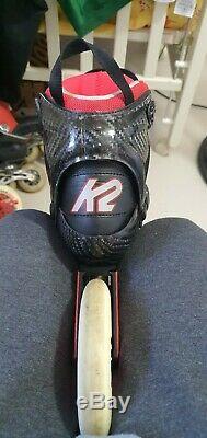 K2 Mod 125 Marathon Inline Skates Elite Speed. Only used once