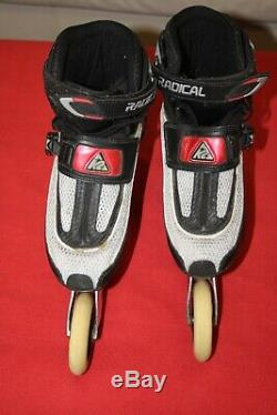 K2 RADICAL 100 W WOMAN 9 4X100mm Speed Inline Skates