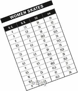 K2 Women's ALEXIS 84 Speed Boa Inline Skates, Brown-Grey-Green, EU 36 UK 3.5