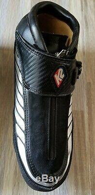 K2 mod × boots long mount slalom carbono Fiber. Size 10 inline speed skates