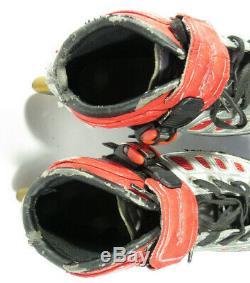 LUIGINO Carbon Boot Shoe Inline Speed Skates with POWERSLIDE Venom 12.8 (9/10 sz)