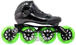 Loco Verde Inline Skates Speed Fitness Racing Skate by Vanilla FREE SHIPPING