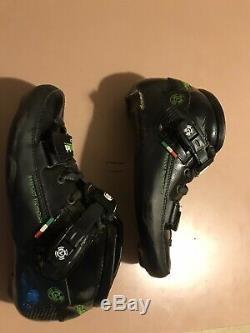 Luigino Challenge Inline Speed Skate Boots Size US men's 8