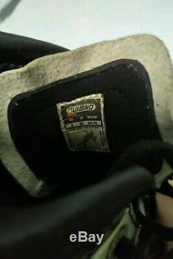 Luigino Speedskates Inline Skates SZ 5 38 24.75 Z-Frame 195 165 12.8 4x100